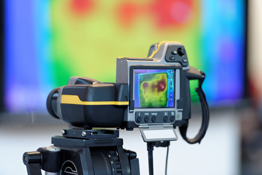 eam netz thermography thermografie